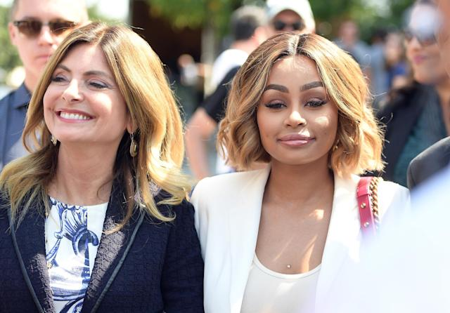 Lisa Bloom worked to obtain Blac Chyna a restraining order against her ex-partner Rob Kardashian. (Photo: Getty Images)