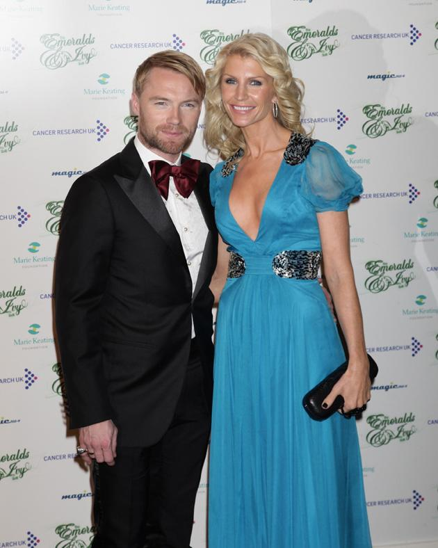 "Celebrity splits 2012: We were sad when Ronan Keating and his wife Yvonne ended their marriage after 14 years together. Ronan had an affair back in 2010 and the pair had worked hard to make their marriage work, but to no avail. Ronan has since revealed that he regrets his affair, saying: ""I was wrong. I made a choice and, because of that choice, there were devastating effects in people's lives."""
