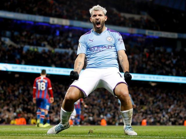 Aguero has an outstanding record at City but injuries have taken their toll in the past year