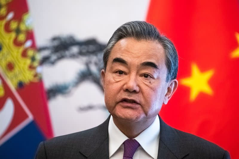 China, U.S. to gain from cooperation, lose from confrontation - top Chinese diplomat