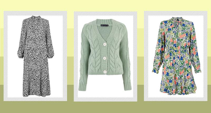 Shop our top picks from M&S' half price sale. (Yahoo Style UK)