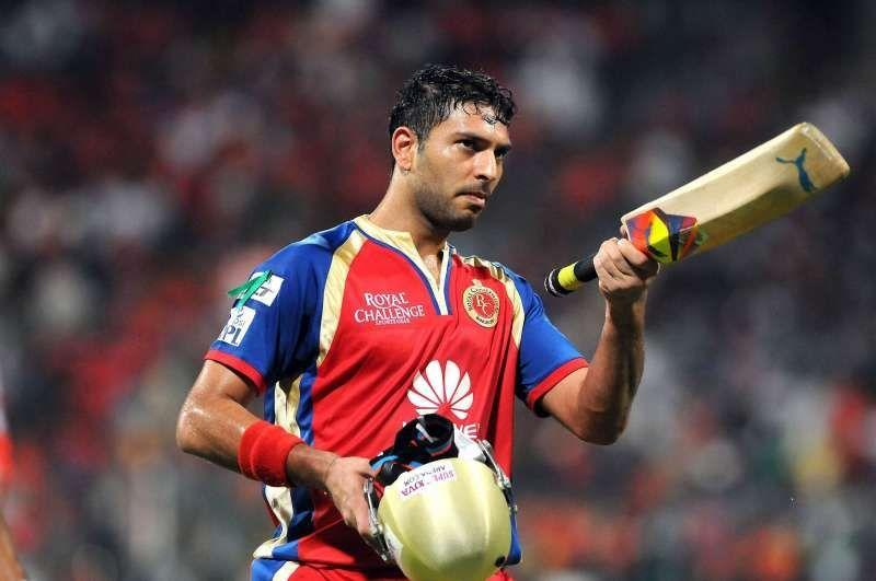 Yuvraj Singh has played for 6 IPL franchises