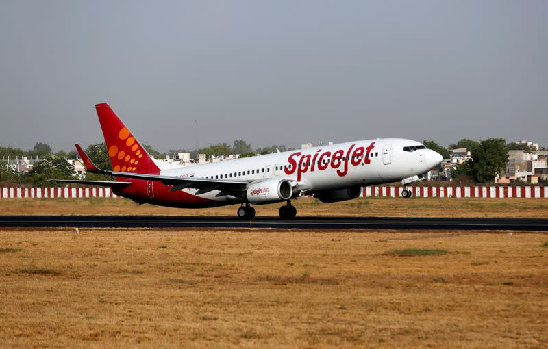 Exclusive: Two SpiceJet lessors in talks to reclaim planes over missed payments - sources