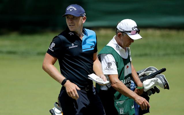 Tour sweats over more Covid-19 exits after Denny McCarthy tests positive - Frank Franklin II/AP