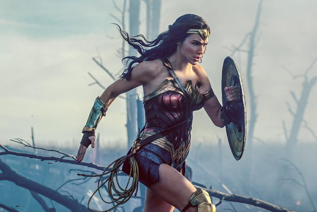 """<p>The greatest female comic character is ready for her close-up in this <a rel=""""nofollow"""" href=""""https://www.yahoo.com/movies/tagged/patty-jenkins"""">Patty Jenkins</a>-helmed origin story that tells how Amazon warrior-princess Diana (<a rel=""""nofollow"""" href=""""https://www.yahoo.com/movies/tagged/gal-gadot"""">Gal Gadot</a>) became a star-spangled superhero — and hopes to win over critics after a string of DC disappointments. 