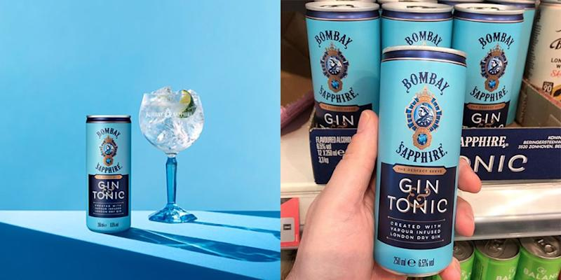 Photo credit: Bombay Sapphire, _well_this_is_new_