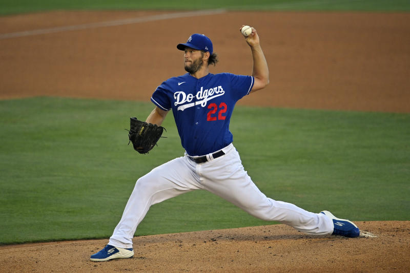 DODGERS KERSHAW
