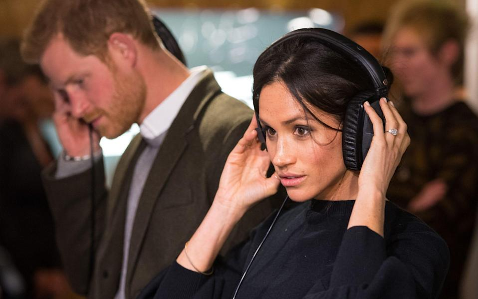 Prince Harry and Meghan Markle  - Dominic Lipinski/Getty Images Europe
