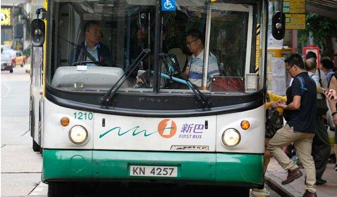 The bus firms operate about 200 routes in Hong Kong. Photo: Fung Chang