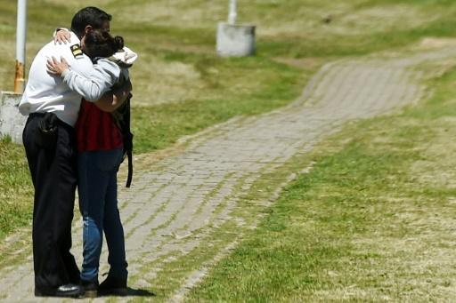 <p>Grief, anger as relatives learn of Argentine sub blast</p>