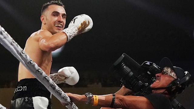Jason Moloney is not rattled by the change of opponent for his Las Vegas fight
