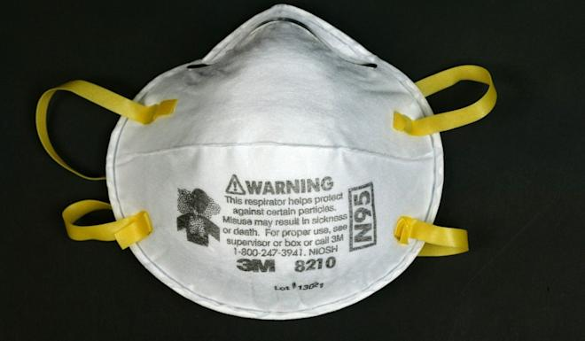 The N95 mask was widely used by Hongkongers in 2003 amid the deadly Sars outbreak. Photo: Nora Tam
