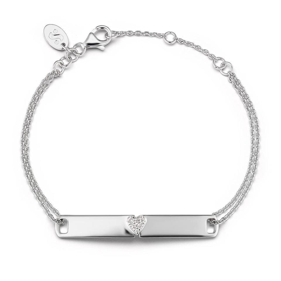 "<p><strong>Serena Williams Jewelry</strong></p><p>serenawilliamsjewelry.com</p><p><strong>$150.00</strong></p><p><a href=""https://go.redirectingat.com?id=74968X1596630&url=https%3A%2F%2Fserenawilliamsjewelry.com%2Fcollections%2Fshop-all%2Fproducts%2Funstoppable-with-all-your-heart-id-bracelet&sref=https%3A%2F%2Fwww.goodhousekeeping.com%2Fholidays%2Fgift-ideas%2Fg4707%2Fgifts-for-girlfriend%2F"" rel=""nofollow noopener"" target=""_blank"" data-ylk=""slk:Shop Now"" class=""link rapid-noclick-resp"">Shop Now</a></p><p>Your love for her is unstoppable, and the pave diamond heart in the center of this bracelet tells her just that. Since it's dainty, she can wear it for any and every occasion, whether she's running errands or all dolled up for an important event. </p>"