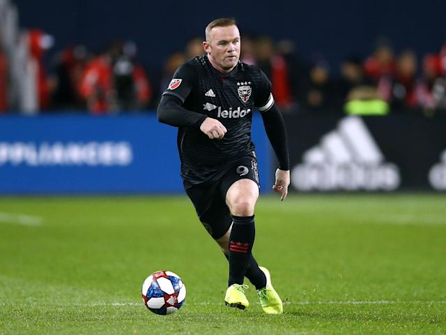 Wayne Rooney's MLS adventure came to an end as DC United lost to Toronto FC: Getty