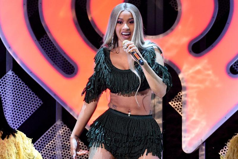 Performing: Cardi B will take to the stage (Evan Agostini/Invision/AP)