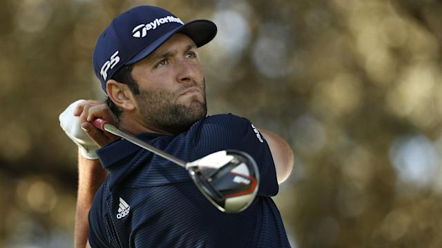 Jon Rahm took just 28 shots on the back nine to put himself firmly on course for back-to-back Open de Espana titles.