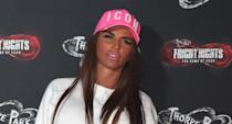 "<a href=""https://uk.news.yahoo.com/tagged/katie-price/"" data-ylk=""slk:Katie Price"" class=""link rapid-noclick-resp"">Katie Price</a> has had an eventful year after breaking both her feet while on holiday in Turkey which left her temporarily unable to walk. In addition to that, she's also been keeping up with her <a href=""https://uk.news.yahoo.com/katie-price-harvey-price-abuse-getting-worse-145355253.html"" data-ylk=""slk:campaign to tackle cyberbullying;outcm:mb_qualified_link;_E:mb_qualified_link;ct:story;"" class=""link rapid-noclick-resp yahoo-link"">campaign to tackle cyberbullying</a> with Harvey's Law. Named after her eldest child who has been repeatedly targeted, she wants to make online abuse an offence. (Photo by Chris Radburn/PA Images via Getty Images)"