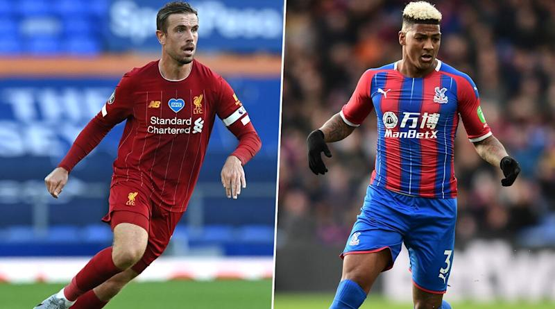 LIV vs CRY Dream11 Prediction in Premier League 2019–20: Tips to Pick Best Team for Liverpool vs Crystal Palace Football Match