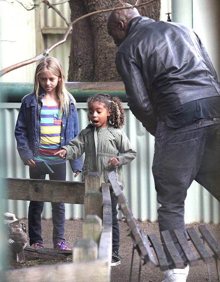 EXCLUSIVE TO INF. ALL-ROUNDER.