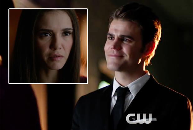 Paul Wesley Cried While Reading 'The Vampire Diaries' Finale Script