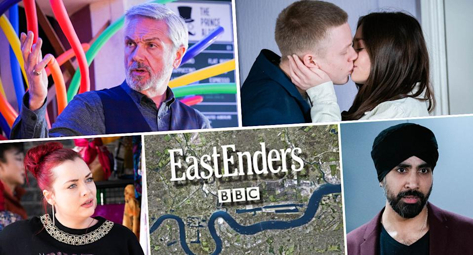 Look ahead into the future of EastEnders (BBC)