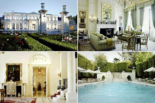 America 39 s most expensive homes for Case interni da sogno