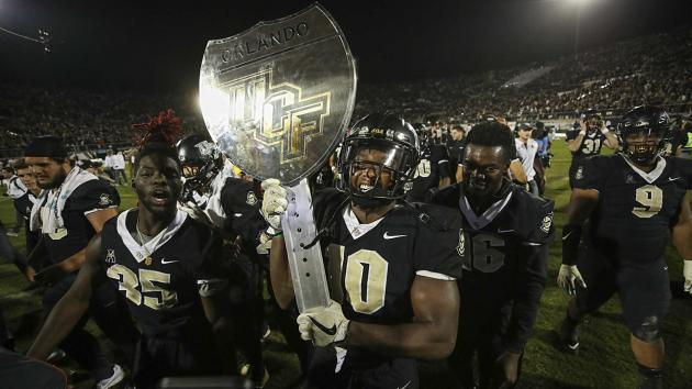 <p>Unbeaten UCF brings amazing game, but same questions hinder playoff hopes</p>