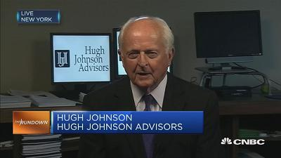 The Fed's decision to stick to it interest rate hike track and start unwinding its balance sheet reflects optimism, says Hugh Johnson, chairman and CIO, Hugh Johnson Advisors.