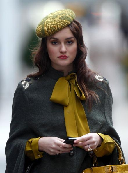 Gossip Girl I took mega inspiration from Miss Blair Waldorf on the show. She dresses so girlie yet so chic that it's almost too perfect. Even her hair bands and her accessories just had me sold. I almost wished I went to their school and was a part of her ratty bitchy clan just so I could dress like her.