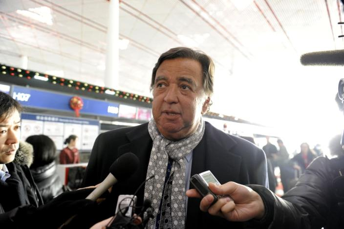 "<div class=""inline-image__caption""> <p>Former New Mexico Gov. Bill Richardson </p> </div> <div class=""inline-image__credit""> Wang Zhao/AFP/Getty </div>"