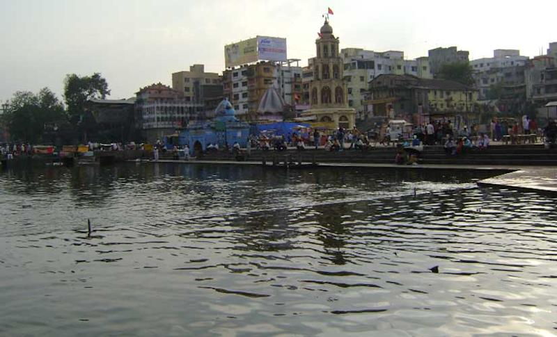 The constituency is spread across parts of Nashik district. Image credit World8115/Wikimedia Commons