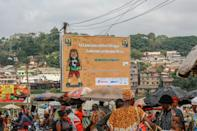 Football fans in Cameroon are afraid of going to matches in the African Nations Championship for fear of violence