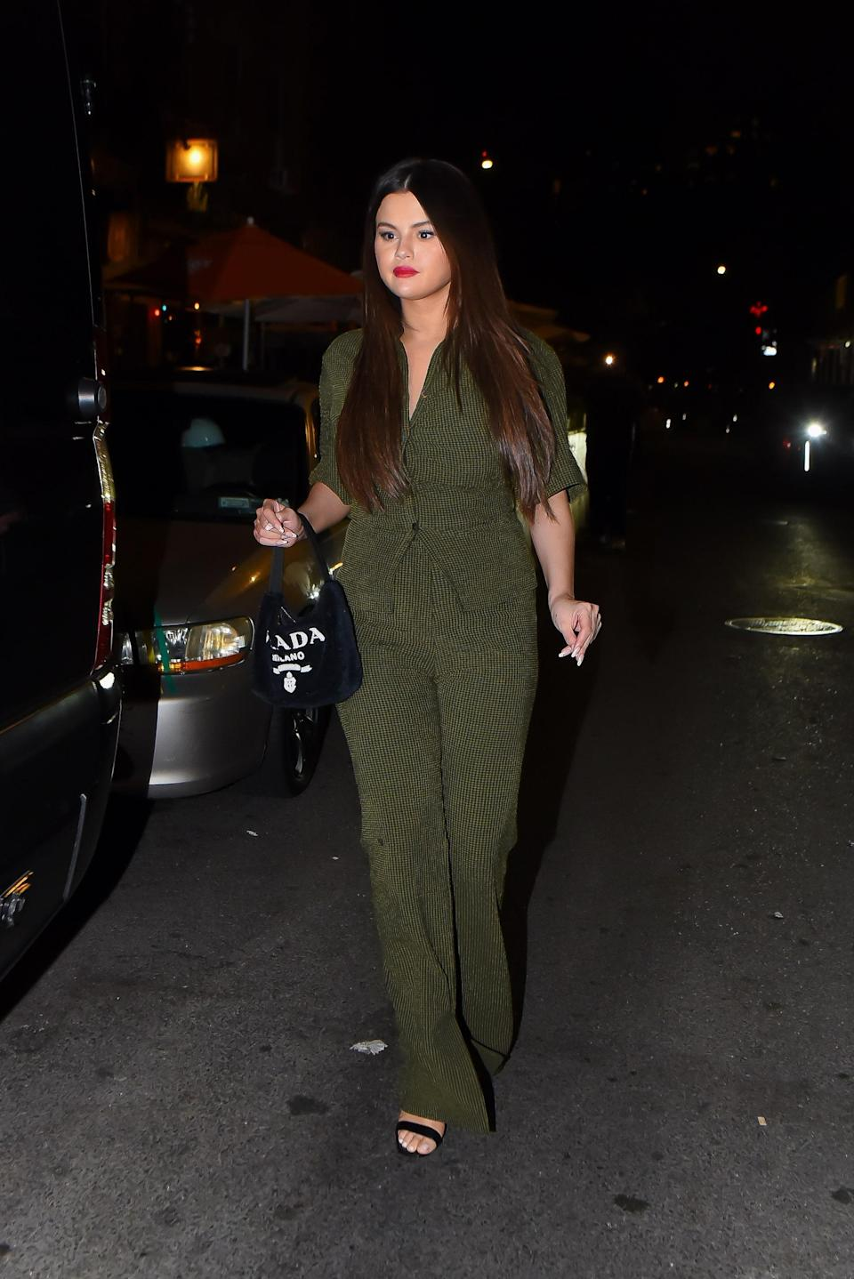 """<h1 class=""""title"""">Celebrity Sightings In New York City - September 07, 2021</h1><cite class=""""credit"""">Getty Images</cite>"""