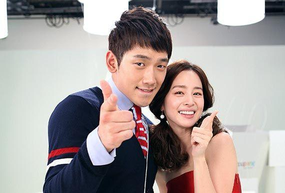 Rain and Kim Tae Hee are expecting their first child (Photo: NowNews)