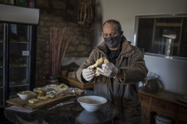 S.African artisanal cheesery hopes virus will boost Slow Food