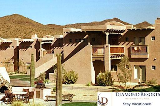 Diamond Resorts International(R) -- Vacations for Life(R) -- Discover the Wild West at Arizona's Cave Creek
