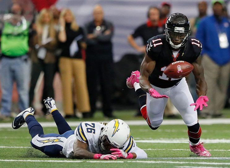 Julio Jones has another big game and a look around the rest of the league in Week 7 (Getty Images)