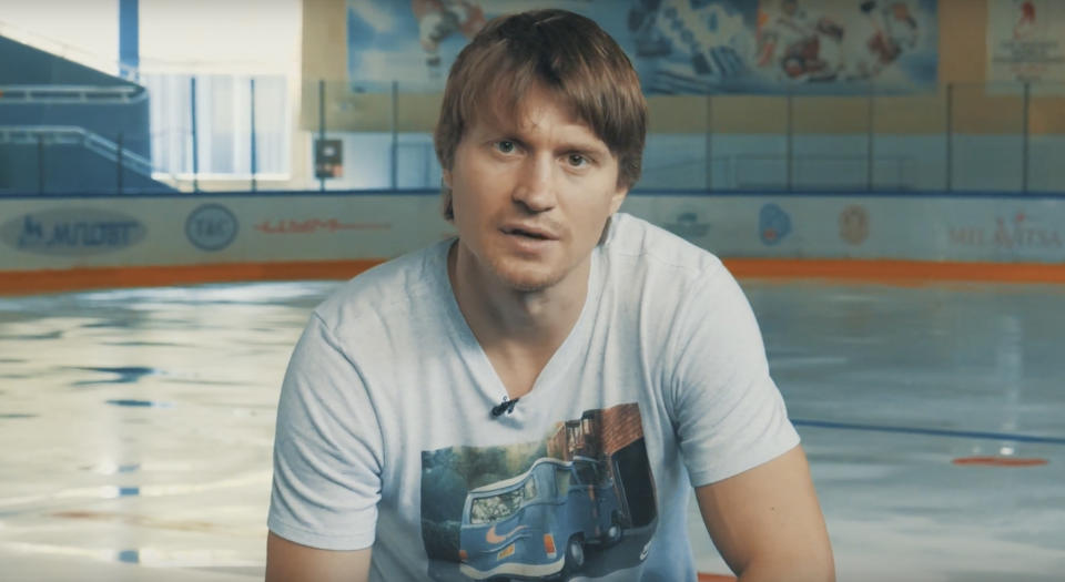 The first video of Mikhail Grabovski's YouTube channel was used to announce his retirement from hockey following 10 NHL seasons. (YouTube// Mikhail Grabovski)