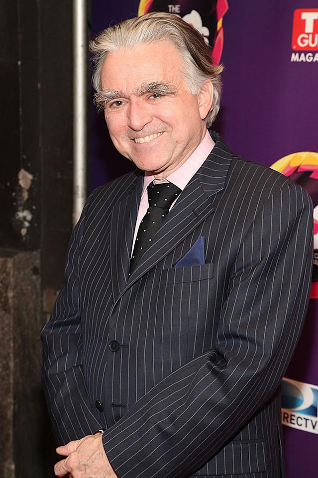 """George Whipple attends Nat Geo's """"The '80s: The Decade That Made Us"""" New York Premiere at Culture Club on April 9, 2013 in New York City."""