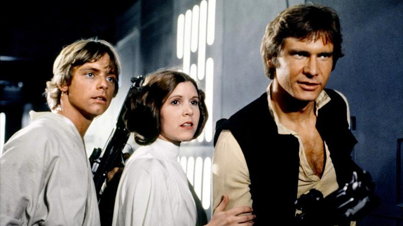 How to watch all the Star Wars movies in order – release order