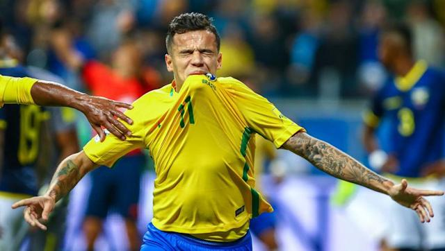 <p>It could be a big tournament for Liverpool's talisman Philippe Coutinho. The Brazilian has been a vital player for the Reds over recent seasons where he has scored 38 league goals. </p> <br><p>He could prove to be just as important for Brazil. In March, he scored one of the goals which ensured his nation's qualification to the World Cup. Coutinho has earned 32 caps for Brazil and has scored eight goals.</p>