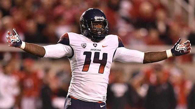 Magloire was productive for the Wildcats but has realistic expectations for the draft as a Day 3 prospect.