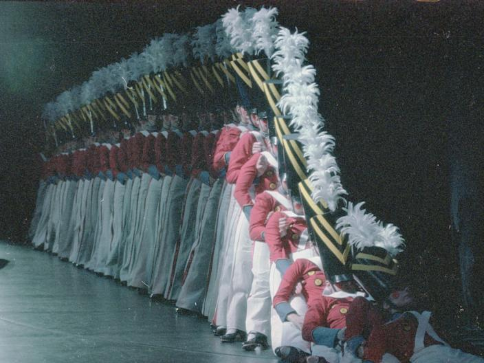 toy soldier rockettes 1988