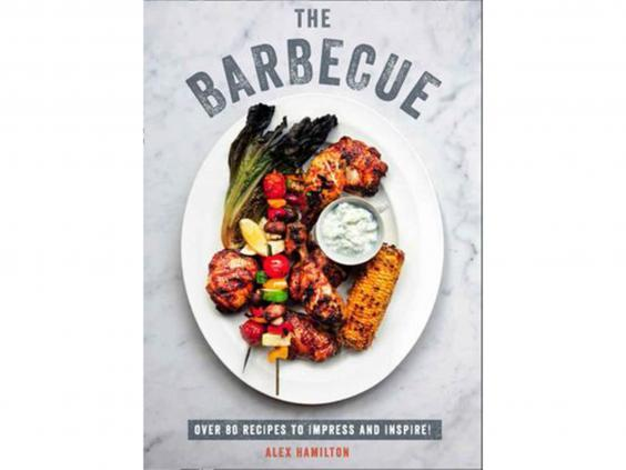 A BBQ cook up is perfect for a hot summer the garden (Amazon)
