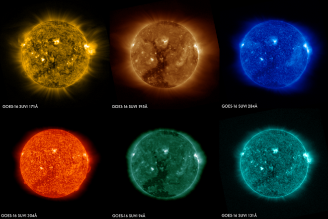 NOAA, sun, nasa, corona, atmosphere,