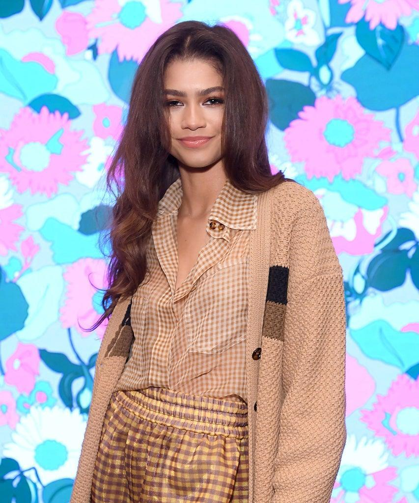 NEW YORK, NEW YORK – FEBRUARY 05: Zendaya attends The Launch of Solar Dream hosted by Fendi on February 05, 2020 in New York City. (Photo by Noam Galai/Getty Images for Fendi)