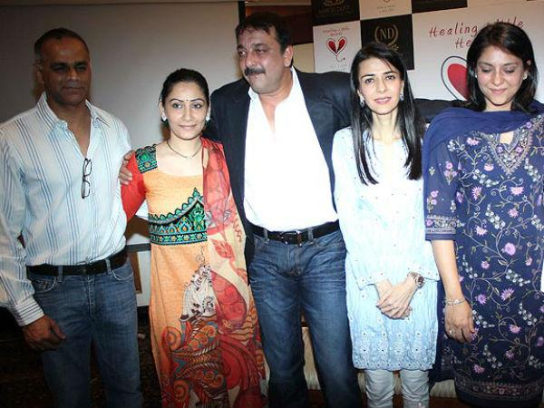 When Sanjay Dutt SHAMED His Own Sisters For Insulting ...