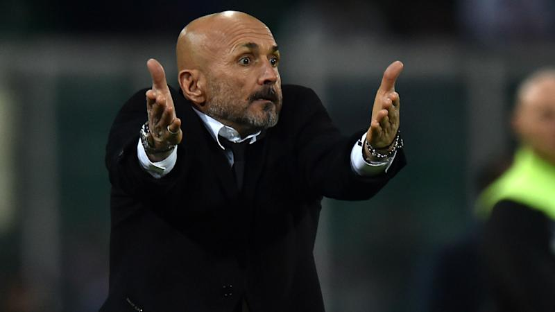 Spalletti guards against Roma derby distractions