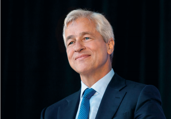 Jamie Dimon, the Chairman and CEO of JPMorgan Chase.