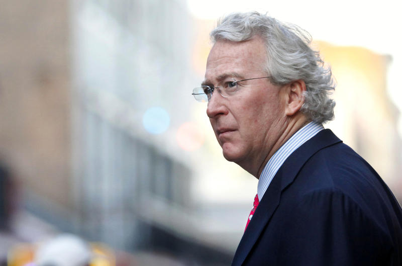 Aubrey McClendon walks through the French Quarter in New Orleans, Louisiana March 26, 2012. (Photo: REUTERS/Sean Gardner)